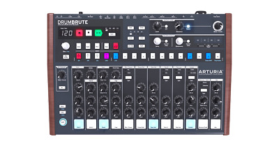Arturia Drumbrute Synthesizer Of Percussion Analog New Warranty • 319.07£