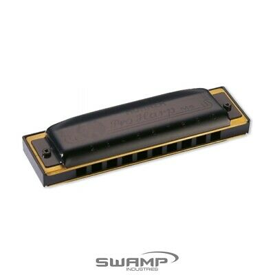 Hohner MS Series Pro Harp Harmonica - Key Of C • 38.41£