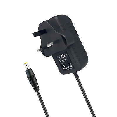 3 Pin UK Plug Adapter Power Supply For Korg Microkorg Micro • 4.49£