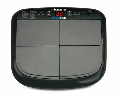Alesis PercPad 4 Zone Electronic Percussion Pad (NEW) • 78.12£
