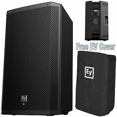 *Free Cover* Electrovoice ZLX-12P DJ Active 12  Speaker EV ZLX12P PA Powered  • 399£