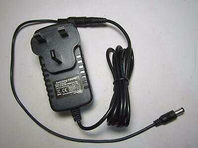 Replacement 9V 3A AC-DC Adaptor Negative Centre Power Supply For Line 6 HX Stomp • 12.99£
