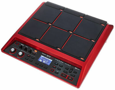 New Roland SPD-SX SE Red Special Edition  Sampling Percussion Pad  //ARMENS// • 640.47£