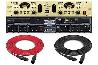 SPL Gold Mike Mk2 | Dual Channel Mic Preamp With AD Converter | Pro Audio LA • 1,459.98£