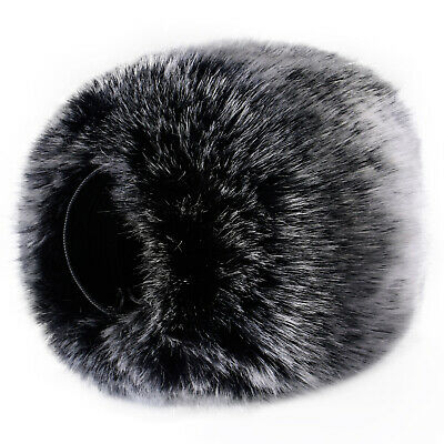 Neewer Outdoor Microphone Furry Windscreen Muff For Zoom H4n H5 H6 Sony • 8.54£