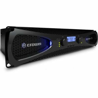 Crown XLS 1502 Drivecore Professional Stereo Power Amplifier 1550W RMS Bridged • 399£