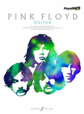 FABER MUSIC PINK FLOYD - GUITAR PLAY ALONG (+ 2 CD) Sheet Music Pop, Rock Guitar • 10£