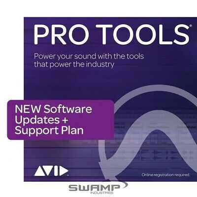 Avid Pro Tools 1-Year Updates And Supports - DAW - Upgrade Older Versions • 246.66£