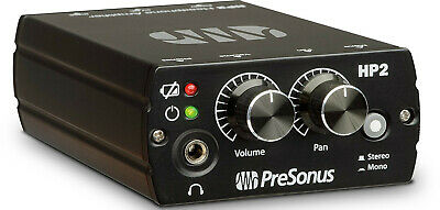 PreSonus HP2 Headphone Amplifier • 91.27£