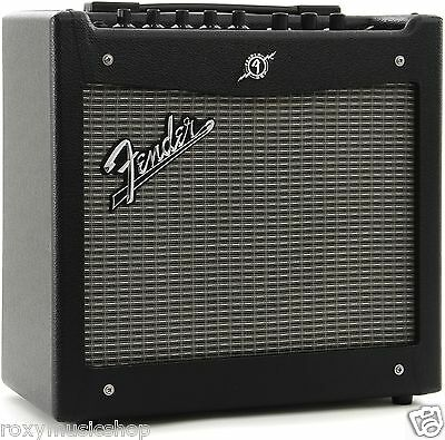 New Fender® Mustang I V.2 20 Watt 1x8 Guitar Amp  • 112.30£