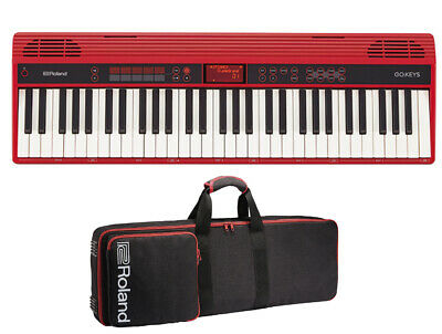 Roland Go Keys 61K Stock Limit With Genuine Case Loan Split Fee 0 Up 12 Times • 859.21£