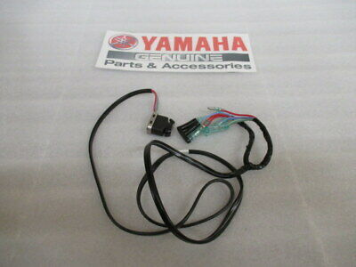 P45B Yamaha Marine 6X0-82563-01 Trim Switch Assembly OEM Factory Boat Parts • 41£