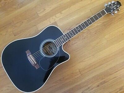 Takamine EF341SC Electro-acoustic Guitar Made In Japan • 1,000£