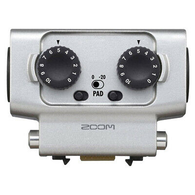 Zoom EXH-6 Dual XLR TRS Combo Capsule For H6 Recorder (NEW) • 68.37£
