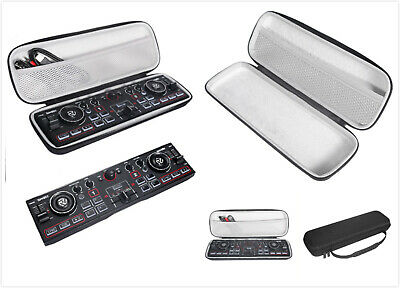 For Numark DJ2GO2 Controller Accessories Portable Carrying Case Storage Box • 10.98£