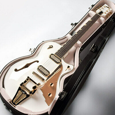 Duesenberg Starplayer Tv Phonic Venetian White W Gold Hardware • 3,493.40£