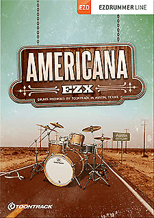 Toontrack Americana EZX - EzDrummer 2 Expansion Serial - Digital Delivery • 49.46£