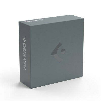 Steinberg Cubase Artist 10.5 Upgrade From Cubase AI (NEW) • 124.99£