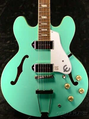 Epiphone Casino Turquoise Interest Rate 0 • 1,154.27£