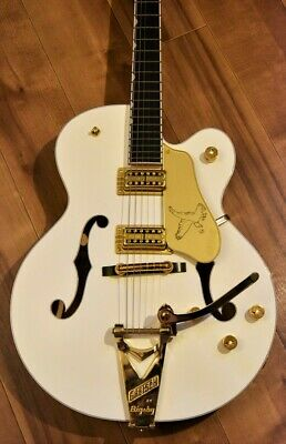 Gretsch G6136T White Falcon Players Edition • 5,137.02£
