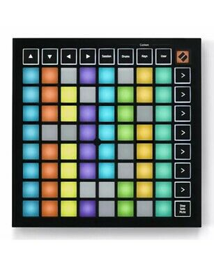 Novation Launchpad Mini MK3, 64 Button Ableton Live Midi Grid Controller • 94.99£