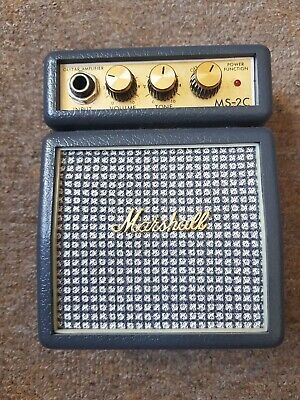 Marshal MS-2C Micro Amp • 15£