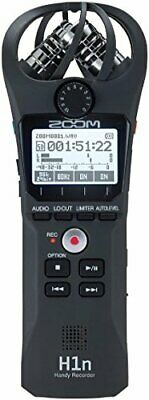 Zoom H1n/UK Handy Recorder • 109.31£