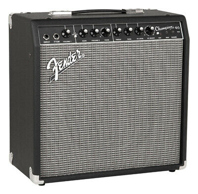 Fender Champion 40 Combo Guitar Amplifier (NEW) • 159.44£