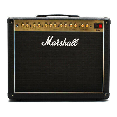 Marshall DSL40CR Guitar Combo Amplifier With Reverb (NEW) • 535.84£