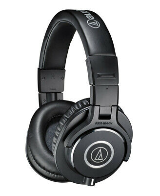 Audio Technica ATH-M40x Closed Back Headphones (NEW) • 86.72£