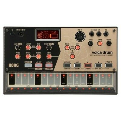 Korg Volca Drum Digital Percussion Synthesizer • 120.66£