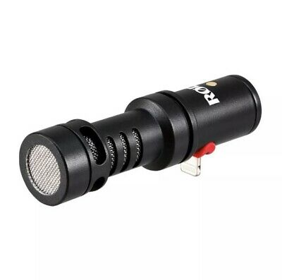 Rode VideoMic Me-L Lightning Microphone For IPhone / IPad Podcast Vlog YouTube • 69.99£