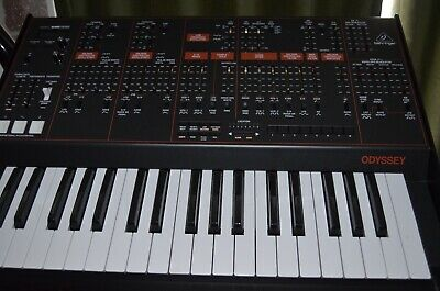 Behringer Odyssey Analog Synth Keyboard SYNTHESIZER  Retro Effects Built In Sequ • 406.86£