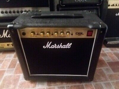 Marshall DSL 5..... 2-Channel Combo Amp • 240.69£