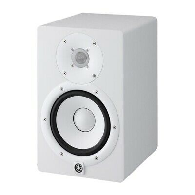 YAMAHA HS7W Powered Active Studio Monitor Speaker White NEW Courier Ship