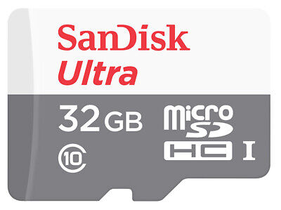 Micro SD Card For Zoom  H1n Media Player/Audio Recorder 16GB 32GB • 6.55£