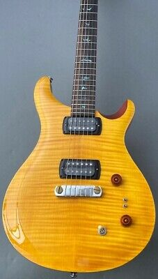 Paul Reed Smith Prs Se S Guitar Amber About 3 08Kg Good Heather • 1,431.97£