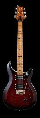 Paul Reed Smith Prs Se Custom 24 Roasted Maple Fire Red Fn • 1,116.37£