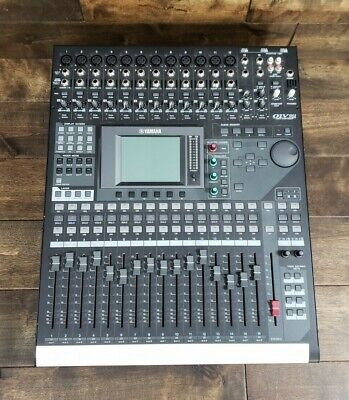 Yamaha 01V96i 40-channel Digital Mixer Pre-owned Free Shipping • 1,419.64£