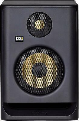 KRK RP5 Rokit 5 G4 Professional Bi-Amp 5 Powered Studio Monitor + TH02 + Magnet • 158.71£