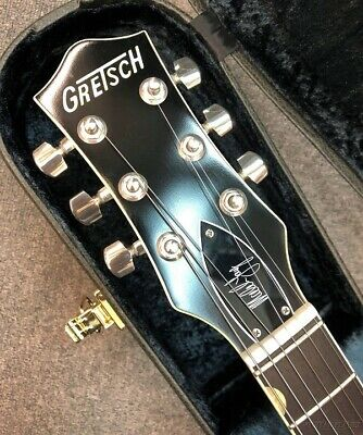 Gretsch G6131 My Malcolm Young Signature Jet Natural 2018 3 25Kg • 3,900.15£