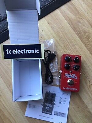 TC Electronic Hall Of Fame 2 Reverb • 29£