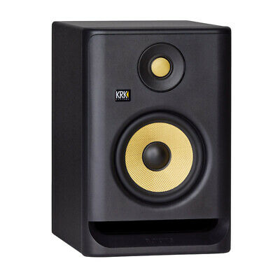 KRK Rokit RP5 G4 Active Studio Monitor (Single) (NEW) • 149£