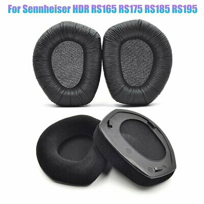 Replacement EarPads Cushion Earmuff For Sennheiser HDR RS165 RS175 RS185 Headset • 6.72£