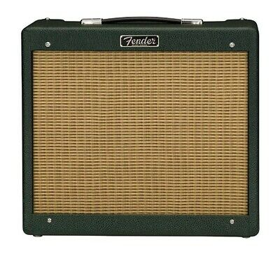New Fender® FSR Blues Junior IV Combo Amplifier British Racing Green • 506.51£