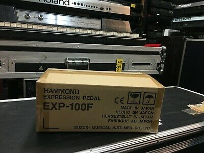 Expression Pedal EXP-100F For Hammond XK-5 Organ  EXP100 New //ARMENS// • 165.08£