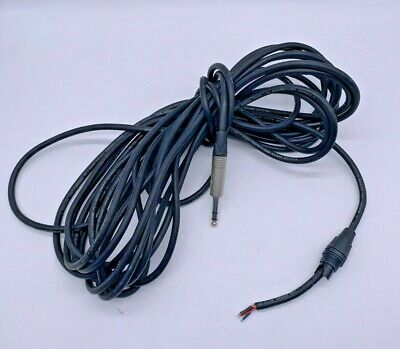 Sommer Club Series MKII TRS XLR 10M Metre Stereo Jack Cable Lead • 18.99£