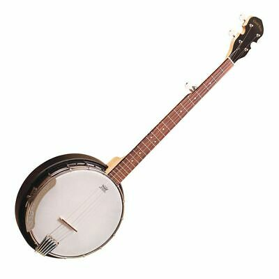 Gold Tone AC-5 Acoustic Composite 5-String Resonator Banjo W/Padded Gigbag • 266.98£