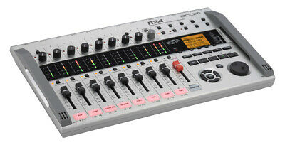 Zoom R24 Multitrack Recorder, Audio Interface, MIDI Controller And Sampler (NEW) • 459£