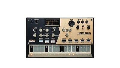 Korg Volca Drum Digital Percussion Synthesizer • 110.29£